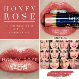 Honey Rose LipSense lip color